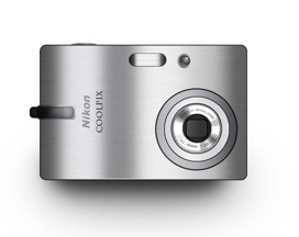 Photoshop Rendered Camera